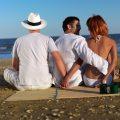 woman-cheating-beach